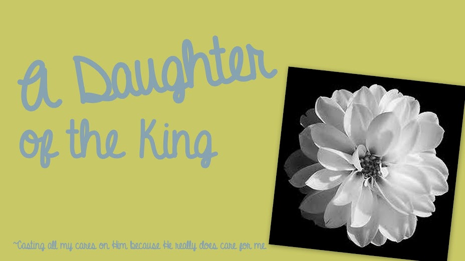 A Daughter Of The King Quotes