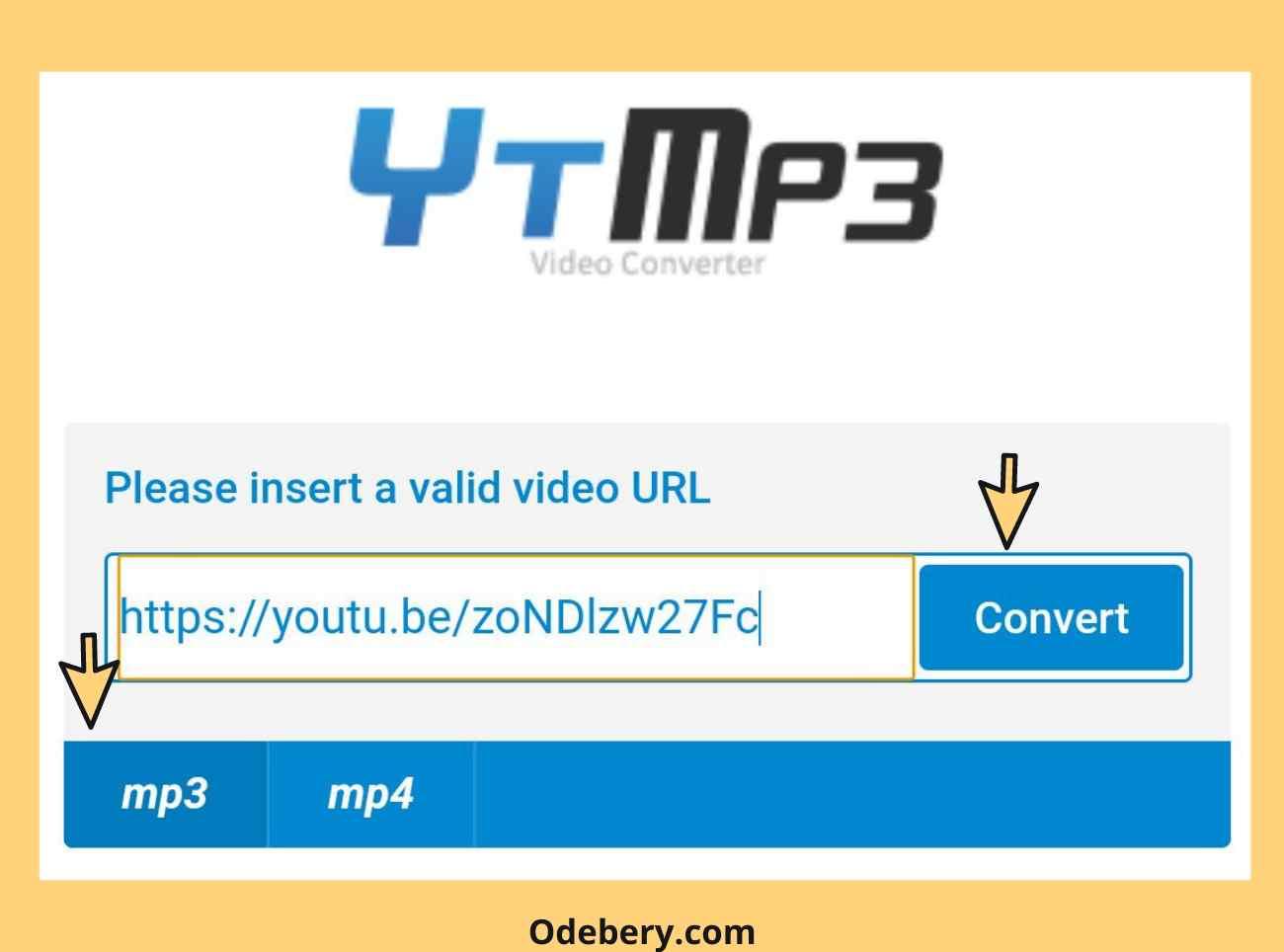 Cara Mengubah Video Youtube Menjadi Mp3