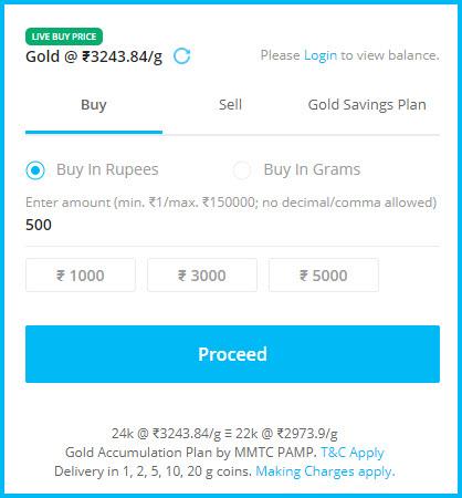Paytm App Se Digital Gold (SONA) Khareed Kar Paise Kaise Kamaye