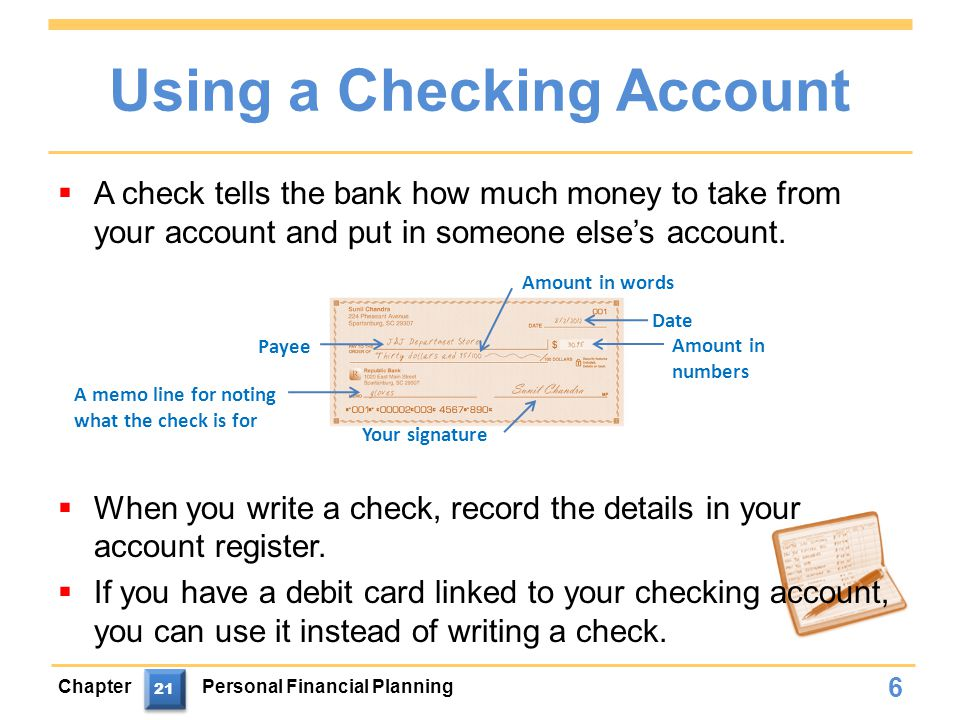 how write a check Learn how to write checks and tips on reconciling your checkbook and maintaining personal finance in these free how to video clips about the author summer dye is a senior financial services representative at a financial institution.