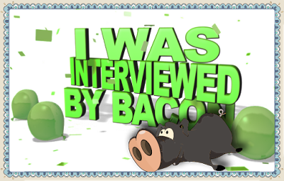Mes was interviewed by Bacon!