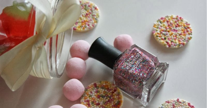 Deborah Lippmann Candy Shop Nail Polish Review The