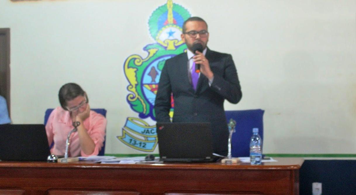 Promotoria também é contra registro do candidato a vice-prefeito do MDB em Terra Santa