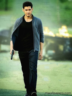 Mahesh Babu - handsome south Indian Actor