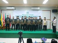 Pelantikan Pemuda Muhammadiyah Kota Metro periode 2018-2022