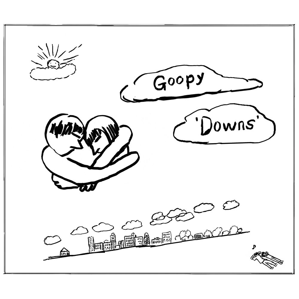 Goopy – Downs – Single