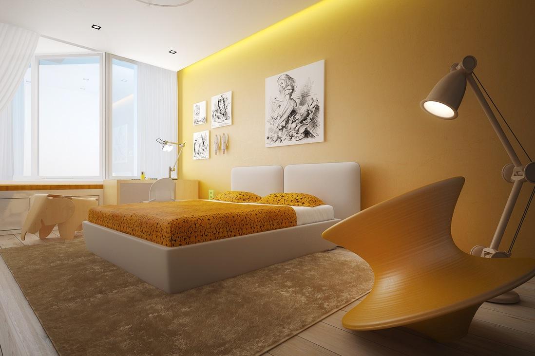 Room Decor: Colorful Kids Room Design Ideas