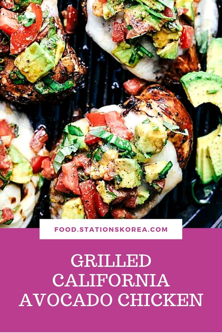GRILLED CALIFORNIA AVOCADO CHICKEN #healthyrecipeseasy #healthyrecipesdinnercleaneating #healthyrecipesdinner #healthyrecipesforpickyeaters #healthyrecipesvegetarian #HealthyRecipes #HealthyRecipes #recipehealthy #HealthyRecipes #HealthyRecipes&Tips #HealthyRecipesGroup  #food #foodphotography #foodrecipes #foodpackaging #foodtumblr #FoodLovinFamily #TheFoodTasters #FoodStorageOrganizer #FoodEnvy #FoodandFancies #drinks #drinkphotography #drinkrecipes #drinkpackaging #drinkaesthetic #DrinkCraftBeer #Drinkteaandread