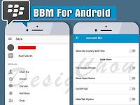 Download BBM MOD Official v3.3.9.119 APK Terbaru