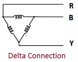 Delta Connection in hindi