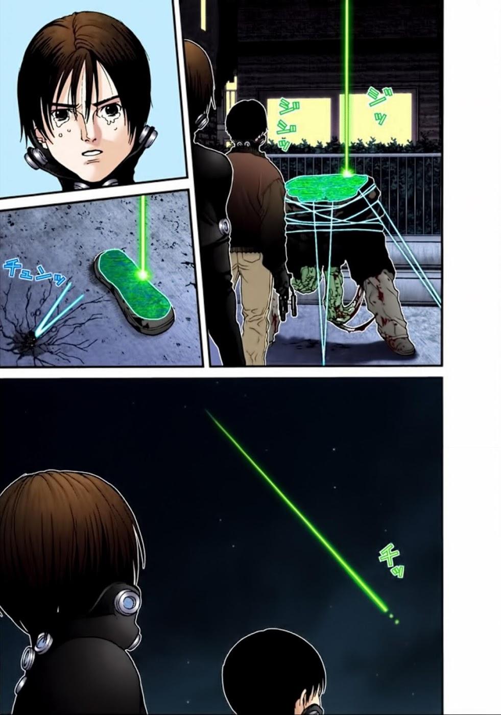 Gantz Chap 18: Điều kiện để sống sót trang 8