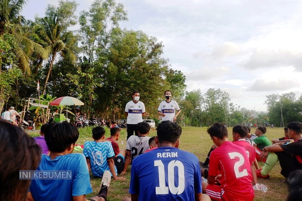 Baru Berdiri, PS Ebod Jaya Kebumen Langsung Ikut Kompetisi Liga 3 Jateng