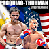 LIVE: Pacquiao vs Thurman Boxing Fight
