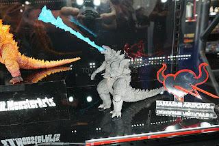 Novedades de Tamashii Nations en el New York Toy Fair 2020.