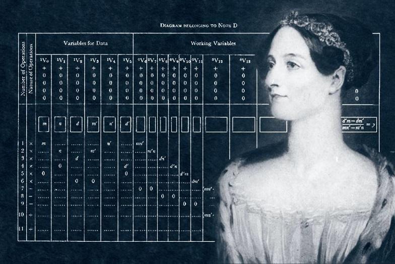 Ada Lovelace, Programmer Komputer Wanita Pertama di Dunia