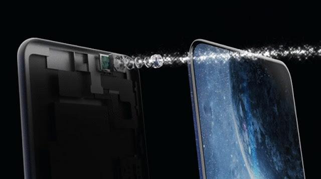 هاتف من شركة ZTE ياتي بكاميرة أمامية أسفل الشاشة