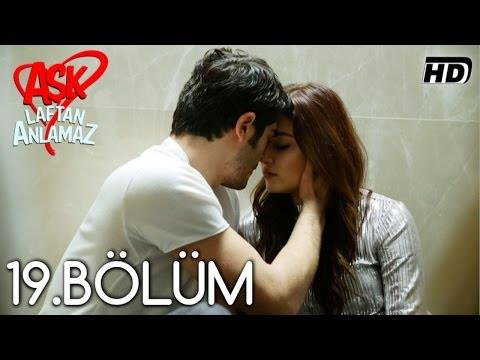 Aşk Laftan Anlamaz episode 19 English Subtitles - CHAF PRO
