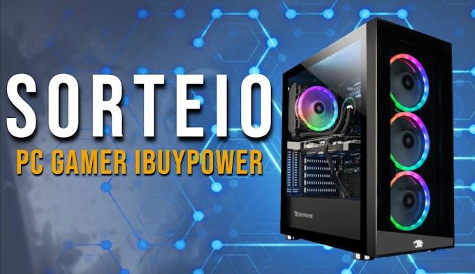 Sorteio de um PC GAMER Com GeForce RTX 2070 SUPER