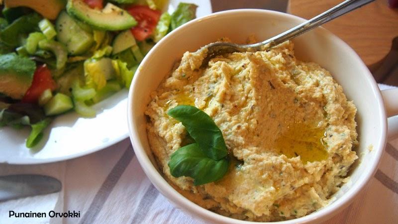 Paras Hummus
