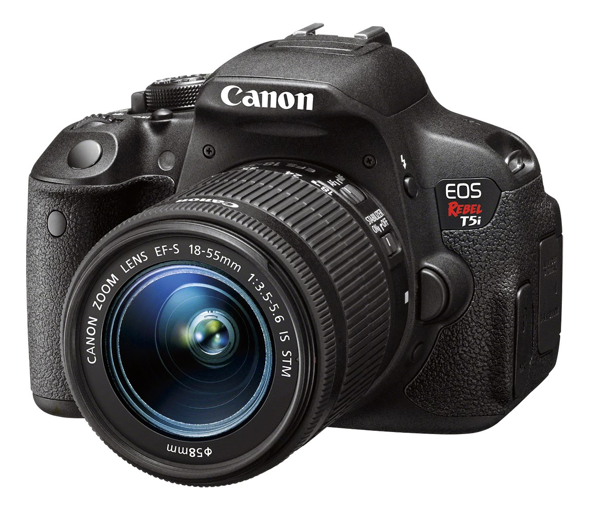 Canon EOS Rebel T5i.