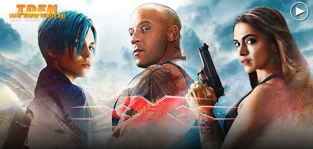 Nebunia filmelor de acţiune sunt surprinse în noul trailer uimitor pentru xXx: The Return Of Xander Cage