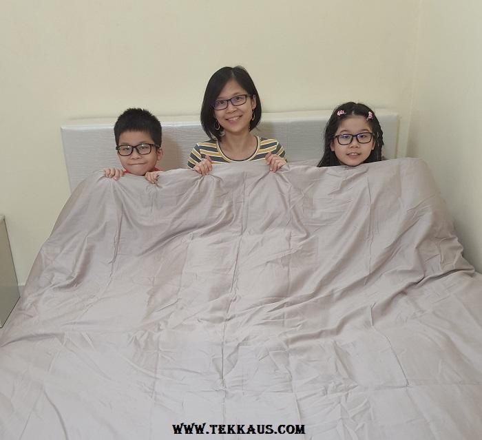 Kapas Living Bed Sheets Review