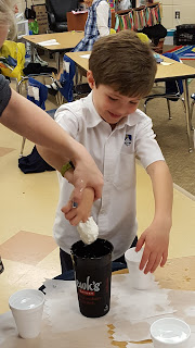 Catholic First Graders Make a Chilly Discovery 4