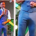 Big Brother Naija: Commotion As Host Ebuka's Penis Shows In His Trouser [PHOTOS]