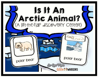 https://www.teacherspayteachers.com/Product/Is-it-an-Arctic-Animal-Lift-the-Flap-Center-2282801