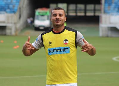 Zagueiro Anderson Alagoano é o mais novo reforço do Iporá