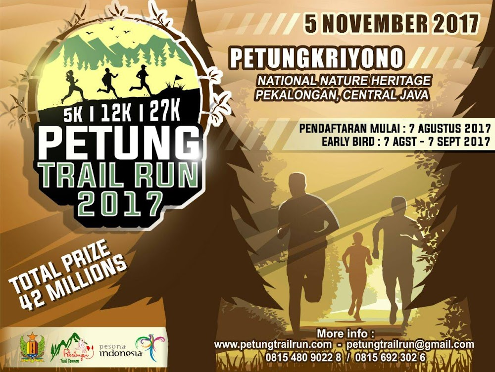 Petung Trail Run • 2017