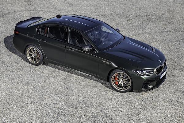 BMW M5 CS 2021