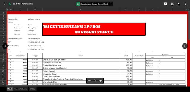 File Pendidikan Aplikasi Cetak NISN - File Pendidikan