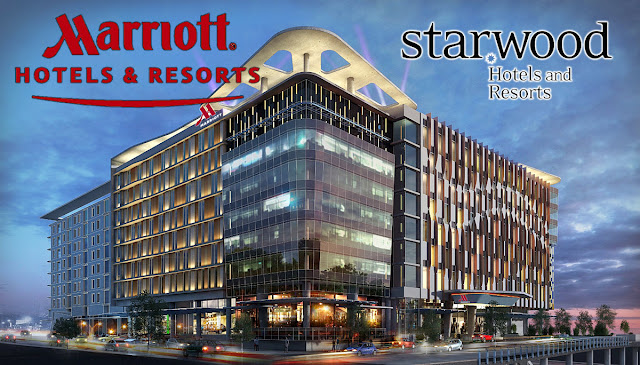 Marriott International Buys Starwood Hotels and Resorts