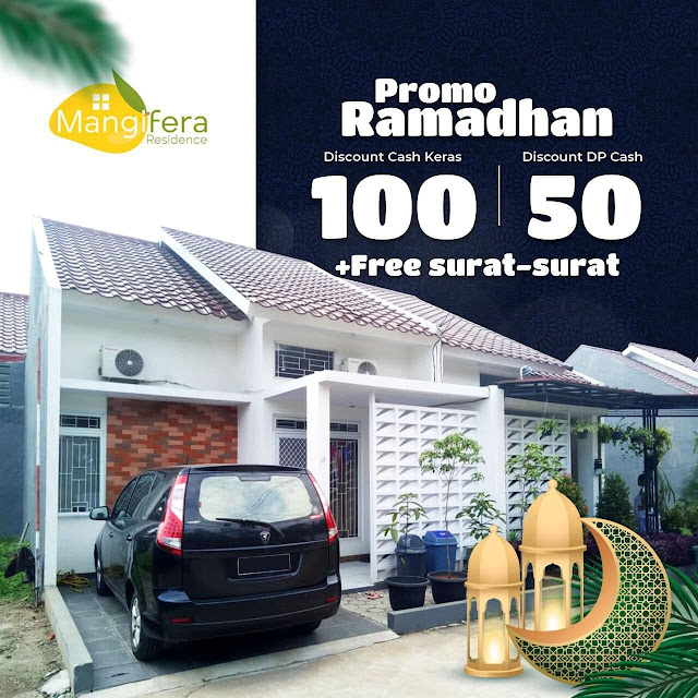 Mangifera Residence, Perumahan Syariah Jakarta Timur