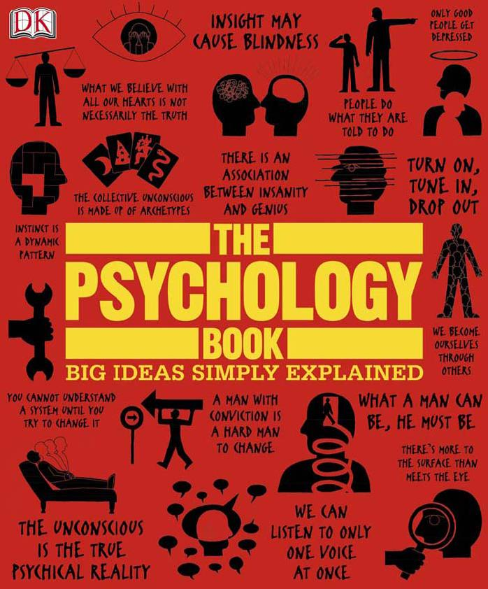 The Psychology Book – Catherine Collin
