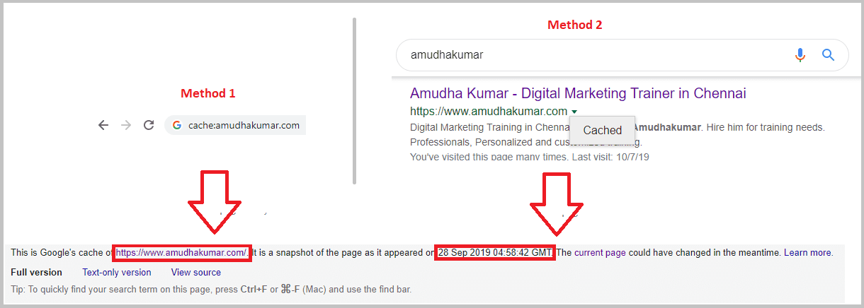 Is My Website Crawled By Search Engine Spider Amudha Kumar