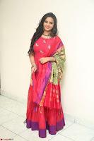 Manasa in Pink Salwar At Fashion Designer Son of Ladies Tailor Press Meet Pics ~  Exclusive 77.JPG
