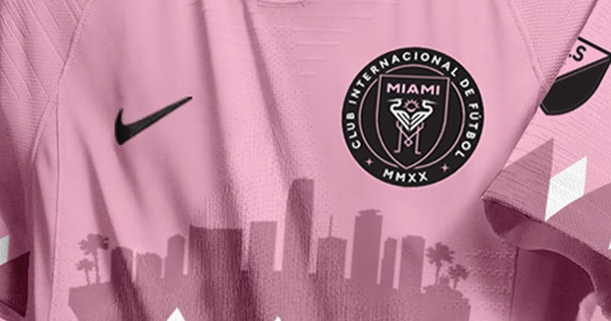 Mls From 2020 Nike Inter Miami Cf Concept Kits By Santi