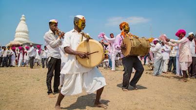 धनगरांचे नृत्य
