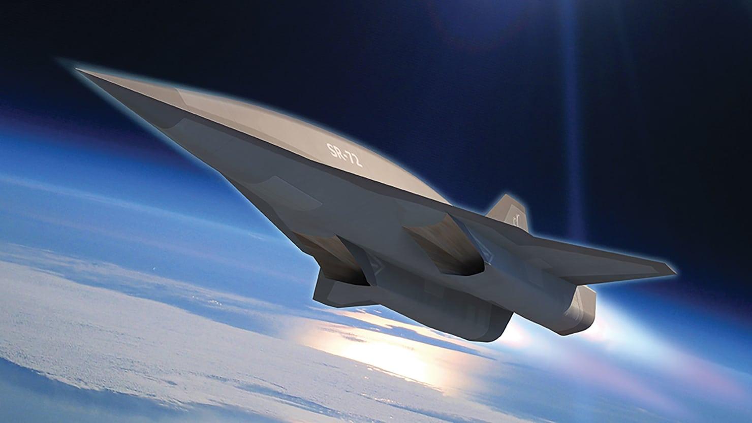 Boeing que ultrapassará absurdamente a velocidade do som