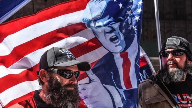 """Alcalde de Londres: Trump es el """"chico de portada"""" de los racistas"""
