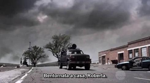 Bentornata a casa Roberta