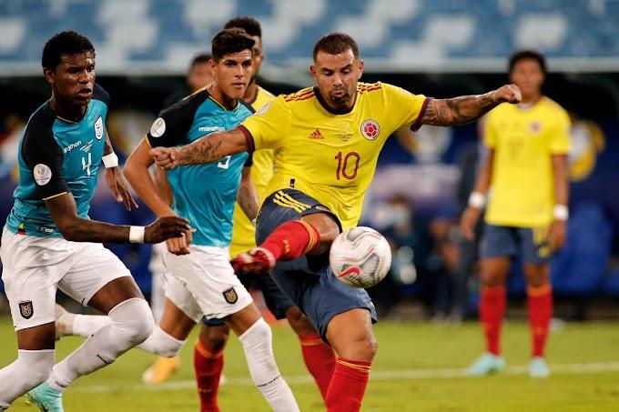 Le funcionó la 'fórmula': De 'laboratorio', la Selección Colombia venció a Ecuador y picó en punta en la Copa América 2021