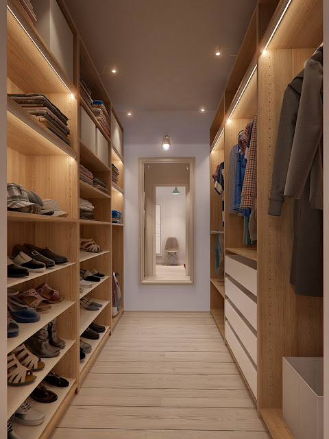 Mẫu thiết kế nội thất chung cư 105m2 hiện đại và ấn tượng nhất năm 2018 - H5