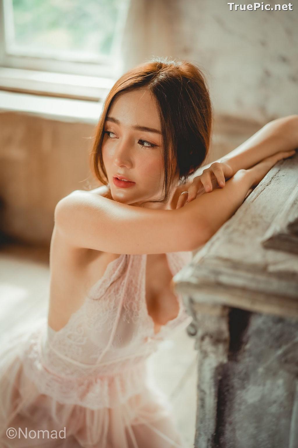 Image Thailand Model - Rossarin Klinhom - Sexy Transparent Dress - TruePic.net - Picture-8