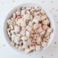 Cupcake Puppy Chow