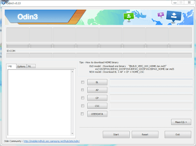 Odin V3.13.1Tool Download New Verson For Samsung Device Flashing