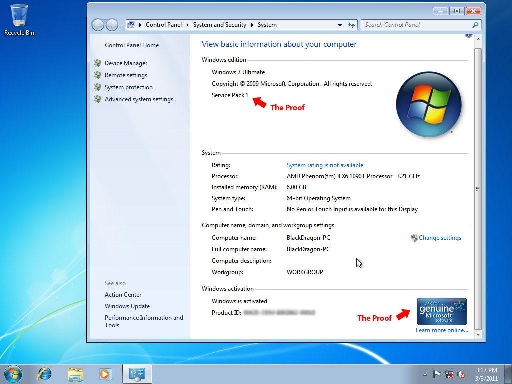 windows 7 ultimate x64 serial