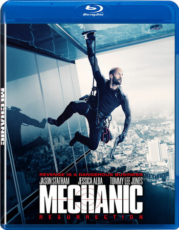 Mechanic Resurrection (2016) Dual Audio Hindi 480p BluRay 300MB